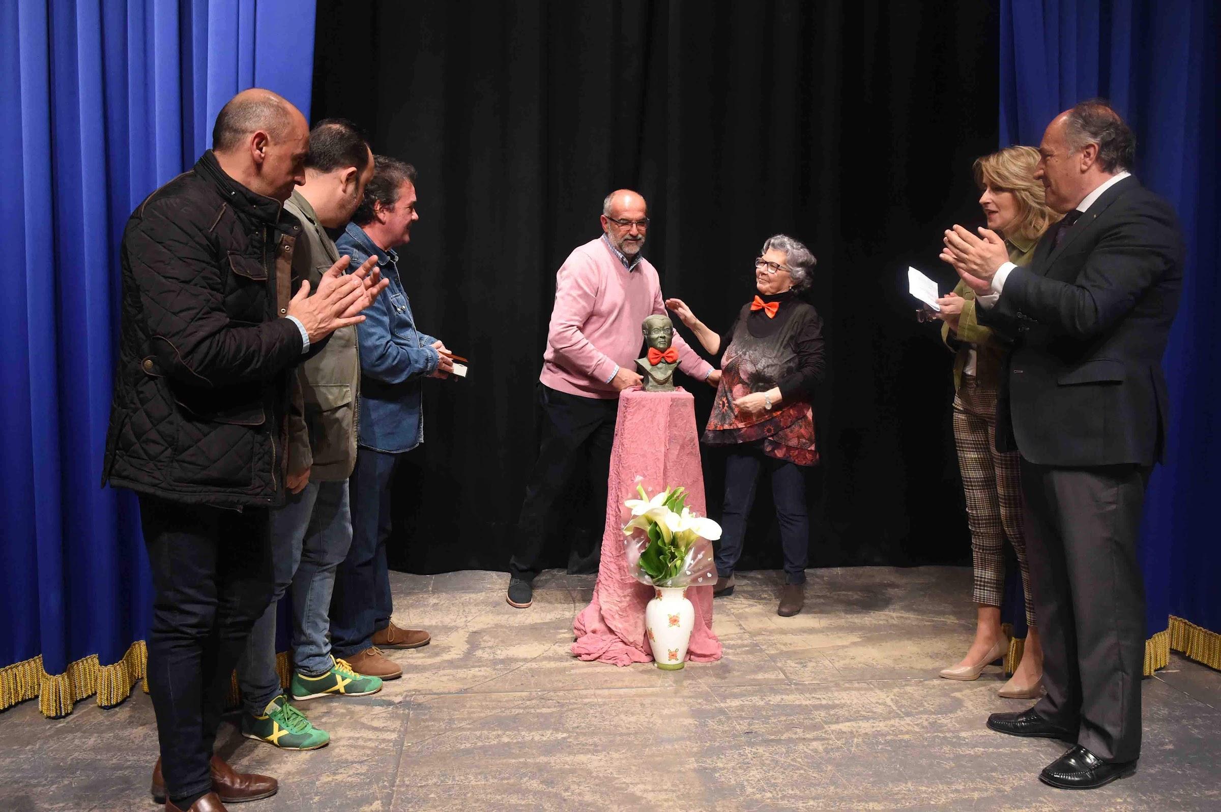 Landaluce y Pintor participan en los actos con motivo del Día Mundial del Teatro