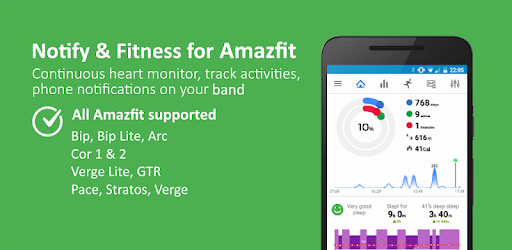 Notify & Fitness for Amazfit - Apps on Google Play