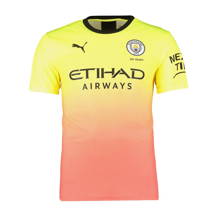 áo đấu clb Man City 2020
