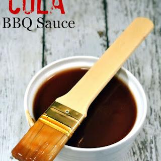 Cola BBQ Sauce