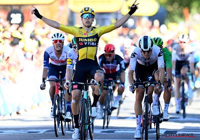 Jasper Stuyven denkt dat er meer in zat dan de vijfde plaats in de vijfde Tourrit