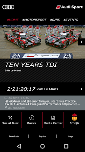 Audi Sport- screenshot thumbnail