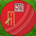 Cricket News icon