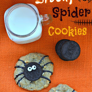 Spooky Spider Oreo Cookie Recipe!