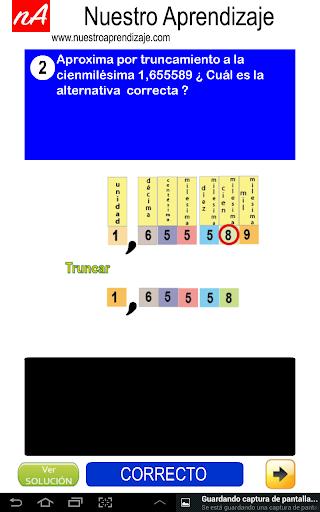 Racionales  aproximar 1.0.0 screenshots 7