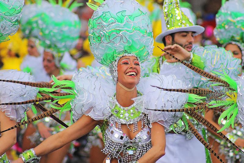 Carnevale Santa Cruz de Tenerife di Daniele_Capozi