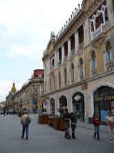 Photo: Fő utca, sétáló utca