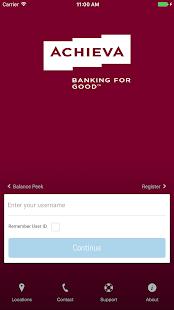 Achieva Credit Union - náhled