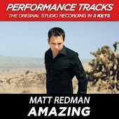 Amazing (Performance Tracks)