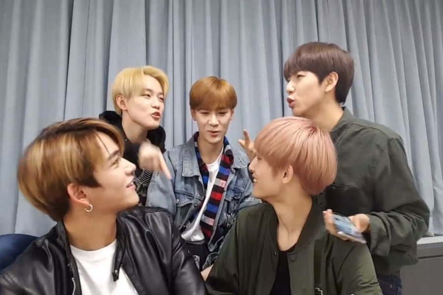 NCT Chenle and Renjun annoying Kun