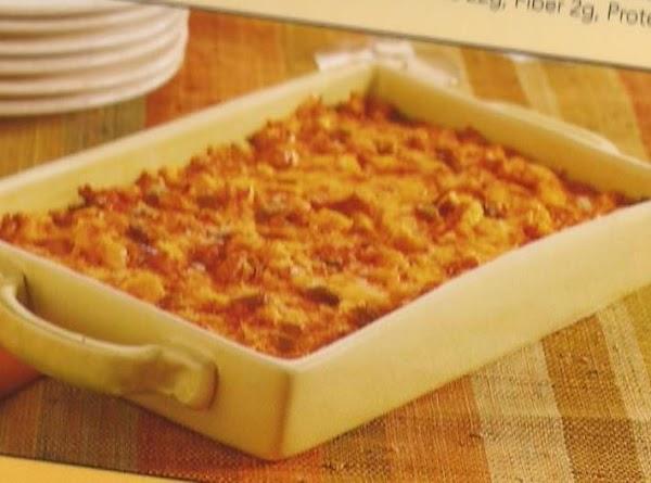 Festive Breakfast Casserole Recipe