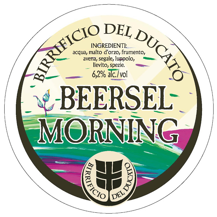 Logo of Birrificio Del Ducato Beersel Mattina