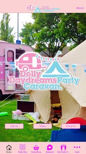 Dolly Daydream Party Caravan- screenshot thumbnail