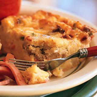 Southwestern Breakfast Casserole.