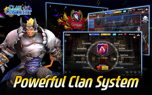 Clan&Conquest poster
