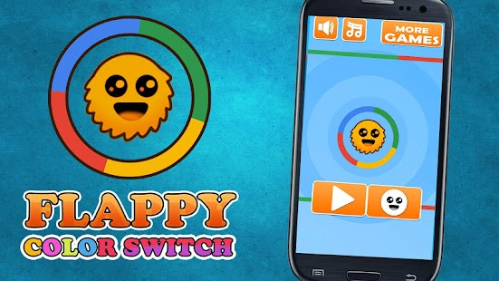 Flappy Color Switch - náhled
