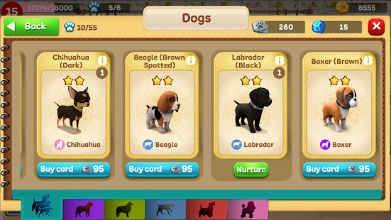 Lovely Pets Dog Town Screenshot