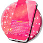 Keyboard Color Pink APK icon