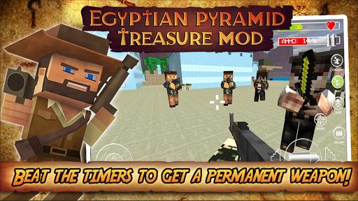 Egyptian Pyramid Treasure Mod