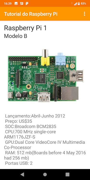 Raspberry Pi Tutorial Portuguese – (Android Apps) — AppAgg