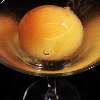 Deconstructed Screwdriver (The Raw Egg)