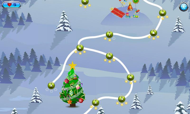 android Christmas Adventure Screenshot 1