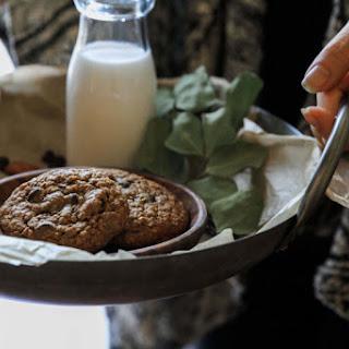 Gluten-Free Chocolate Chip Oatmeal Cookies Recipe
