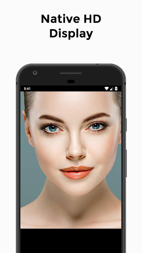 Image of HD Mirror - Instant Front Camera Mirror 2.10 1