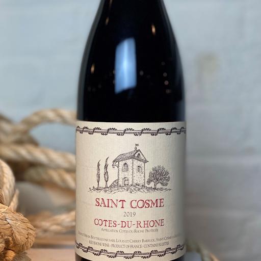 Ch. de Saint-Cosme CdR 2019