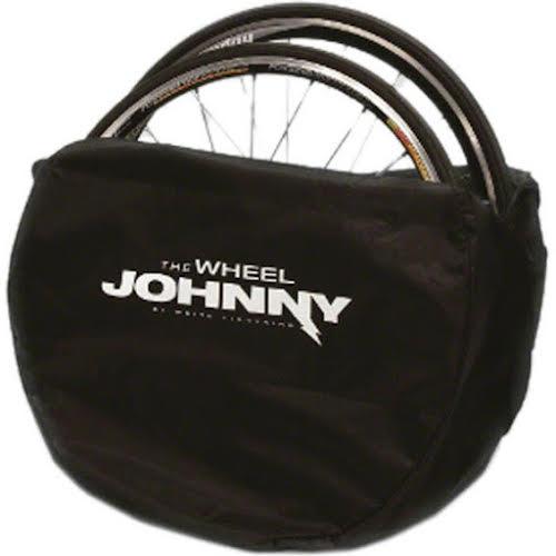 White Lightning Johnny Wheel Cover