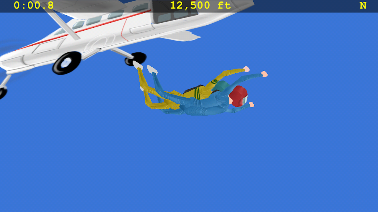 Skydiving Fever- screenshot