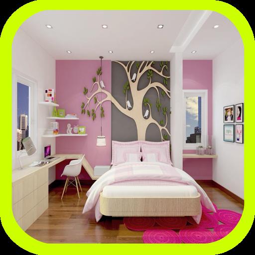 Desain Kamar Anak Perempuan Terbaik (app)