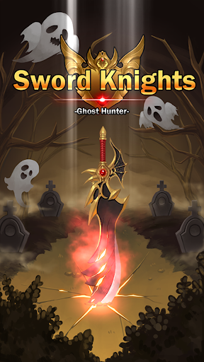 Sword Knights : Ghost Hunter (idle rpg) screenshots 1