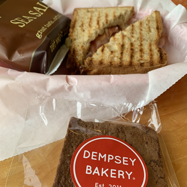 Photo from Dempsey Bakery