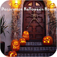 Decoration Halloween House icon