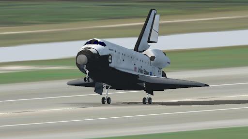 F-Sim Space Shuttle image | 2