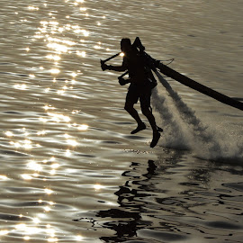 Contre jour by Irina Stoica - Sports & Fitness Watersports ( waterscape,  )