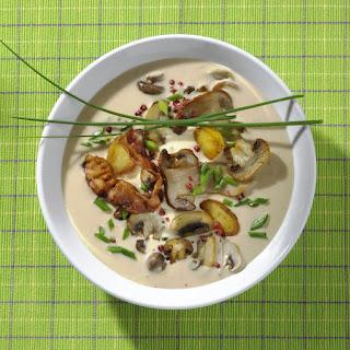 Mushroom Potato Bacon Soup Recipes.