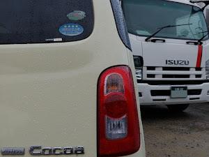 ミラココア L685S H24年式 X4WDのカスタム事例画像 ココきちさんの2021年01月23日19:08の投稿