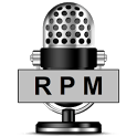 Acoustic Tachometer (RPM) icon