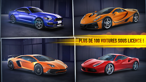 CSR Racing APK MOD screenshots 2