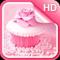 Cupcake Live Wallpaper icon