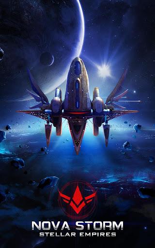 Nova Storm: Stellar Empire[Sci-Fi Cosmic Strategy] 0.10.10.30174 de.gamequotes.net 1