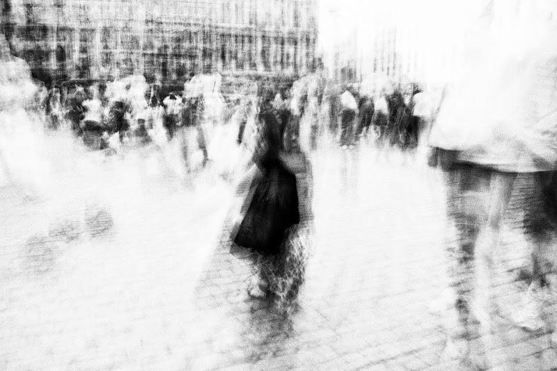 Crowds - Bruxelles di GiuFox