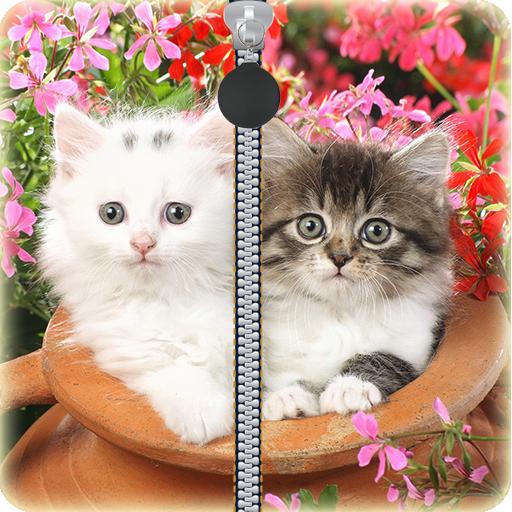キティの画面のロック 生活 App LOGO-硬是要APP
