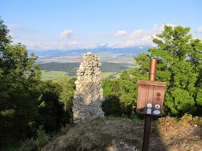 Photo: 21.Ruiny Zamku Zniev.