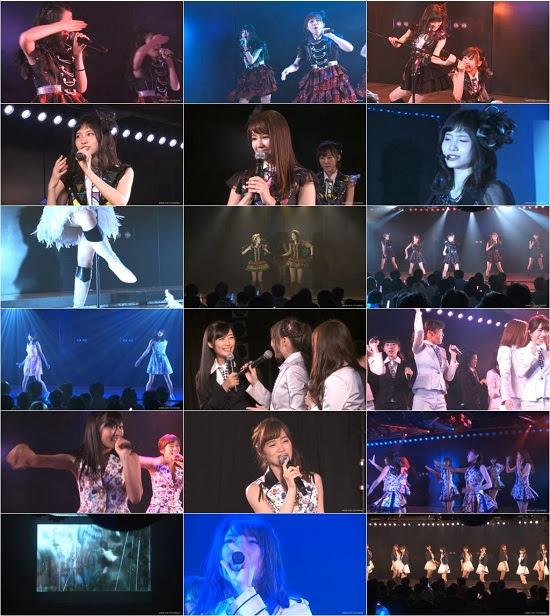 (LIVE)(公演) 田原総一朗 「ド~なる?!ド~する?!AKB48」公演 151101 & 151104