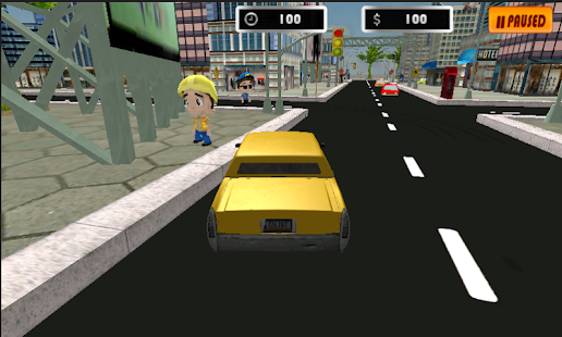 Taxi Madness- screenshot thumbnail