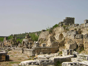 Photo: Perge Nympheum