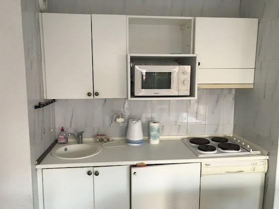 Vente appartement 2 pièces 37,44 m2